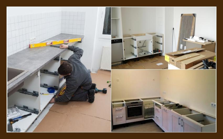 B-montex GmbH  Küchenmontage Schwäbisch Hall, Vellberg, Untermünkheim