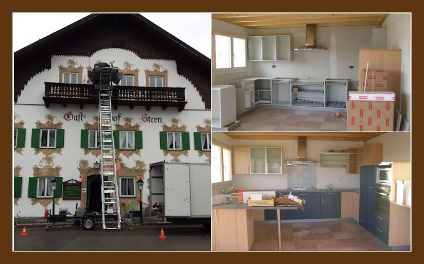 MassothSpeed Küchenmontagen Lampertheim, Viernheim, Mannheim